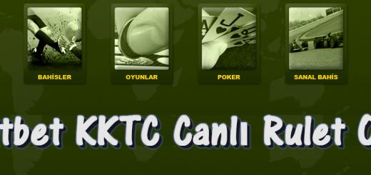 Hititbet KKTC Canlı Rulet Oyna